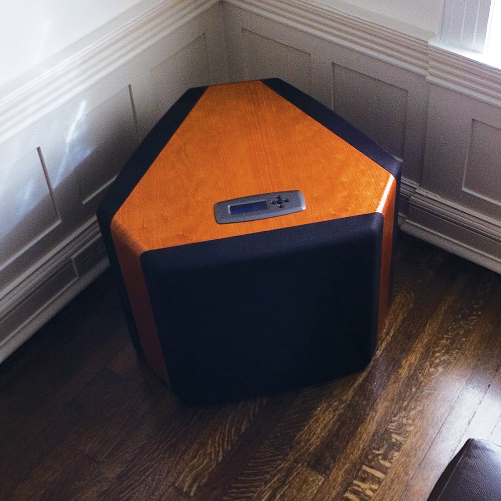 RT-12d Subwoofer   Featuring a triangular-shaped, small foot…   Flickr