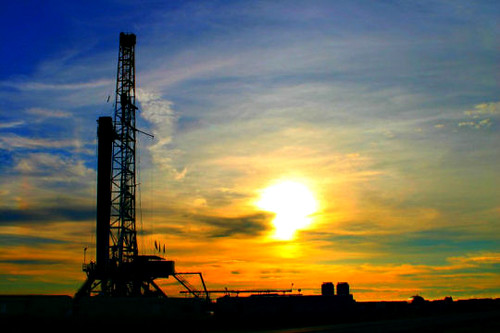 sunset usa louisiana np derrick baldwin oilrig oilfield drilling oilindustry drillingrig landrig stmarysparish drillwell wyojones baldwingasfield