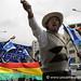 Political Rally - La Paz, Bolivia