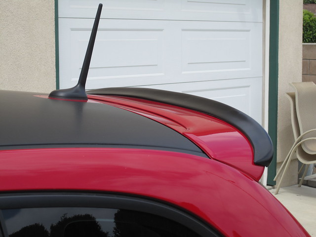 Road Race Motorsports Carbon Fiber Wing And Extension Sale