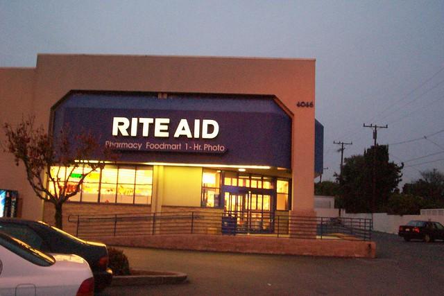 Rite Aid Pharmacy Drug Store Flickr Photo Sharing