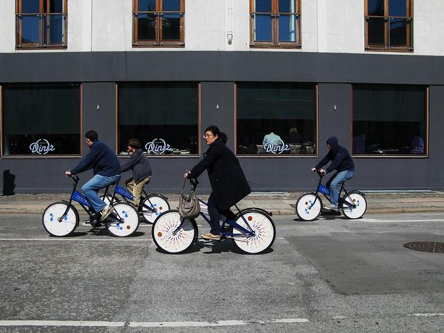 Tourist Bikes