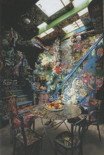la maison de celle-qui-peint, pont-de-l'ecole, france