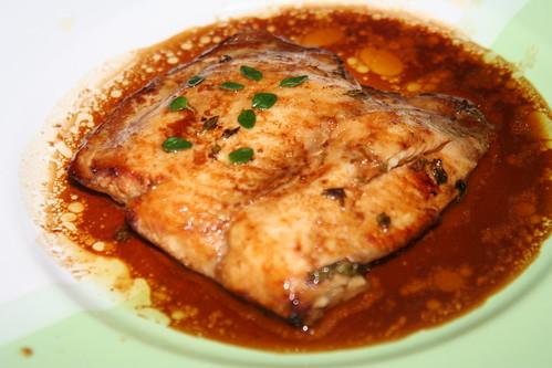 Sweet baked tilapia munchin 39 in manila for How to bake tilapia fish