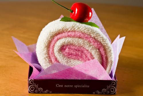 Japanese Towel Cake Recipe: Real Wedding Day