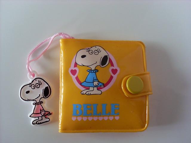 Snoopy little wallet