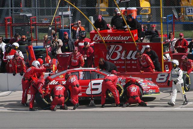 NASCAR Pit Stop Bing images