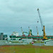 Small photo of Ship unloading near aluminum smelter