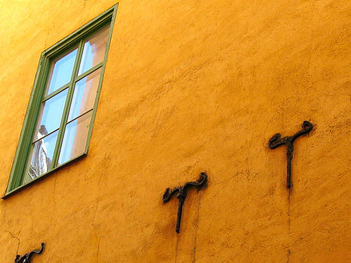 Stockholm - Wall & Window