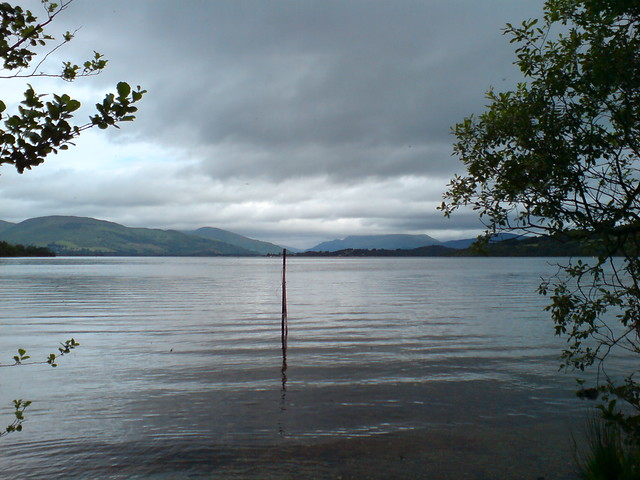 Loch Lomond, Still Fully Booked