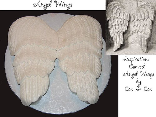 Angel Wings Cake