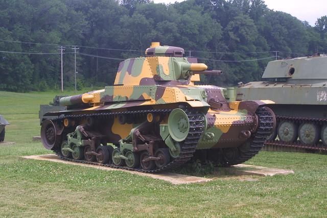 Japanese WW2 Tanks - Bing images - 142.8KB