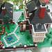 Lego model of Indian Village mansion by DecoJim