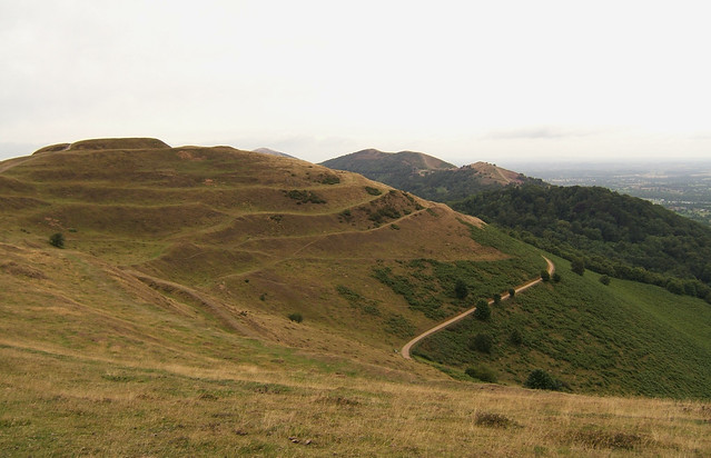Iron Age Hill Fort Malvern Hills Flickr Photo Sharing