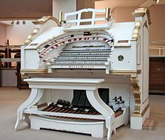 Orgue Wurlitzer (musée des instruments de musique, Berlin)