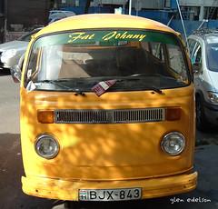 automobile, automotive exterior, van, commercial vehicle, family car, vehicle, microvan, volkswagen type 2, bumper, land vehicle,