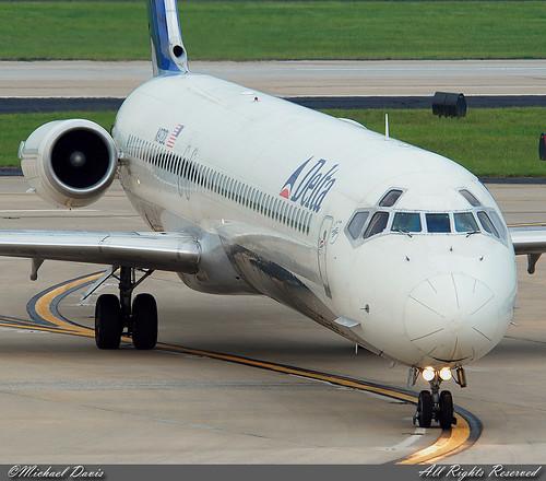 MD88 - McDonnell Douglas MD-88