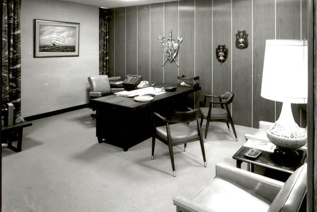 50's Office