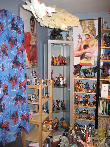 Bryan's geek room