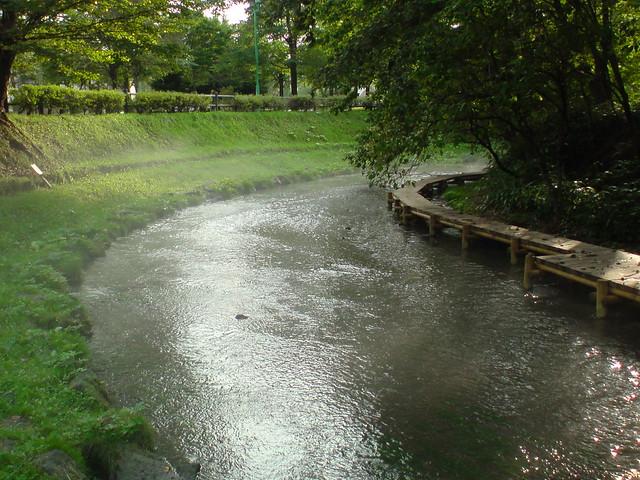 名水ふれあい公園