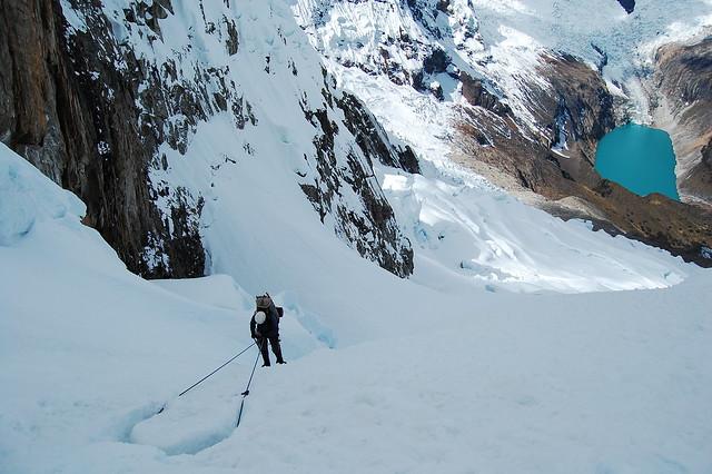 Parque Nacional Huascarán, Cordillera Blanca, Los Andes, Perú