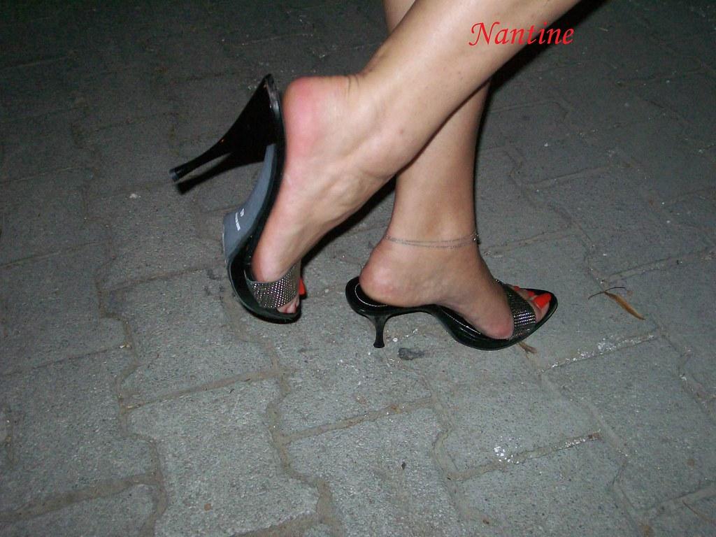 Foot Fetish Mules