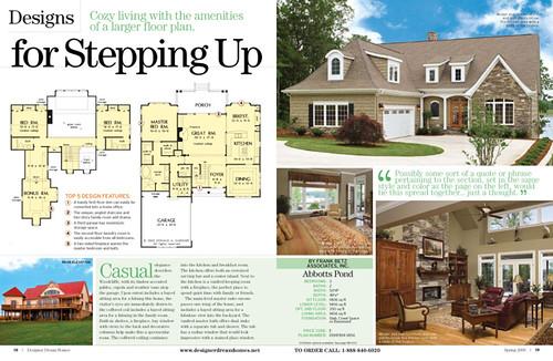 Designer dream home magazine - Home design and style