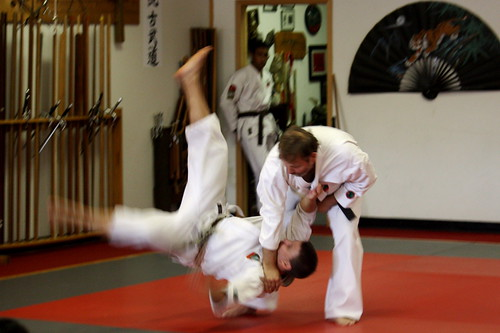 AOKFFD - Judo Throw