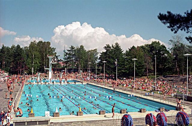 Piscina olímpica de Helsinki