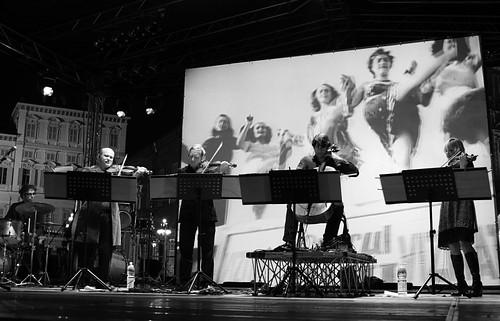 Alexandru Balanescu Quartet by Cosmina Lefanto
