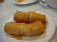 dim sum food, meal, breakfast, taquito, lumpia, egg roll, spring roll, food, dish, cuisine,