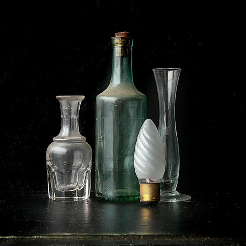 NATURE MORTE A L'AMPOULE