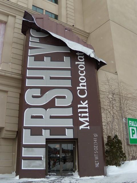 Giant Hershey Bar | Flickr - Photo Sharing!
