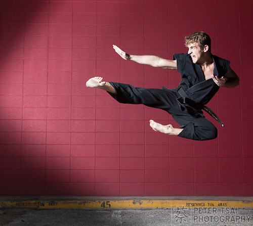 Jump Kick | Flickr - Photo Sharing!