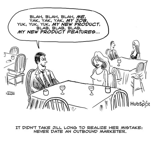 An Outbound Marketing Date