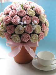 Another cupcake bouquet