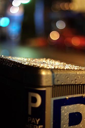 city christchurch color colour rain lights photo drops cool bokeh popular