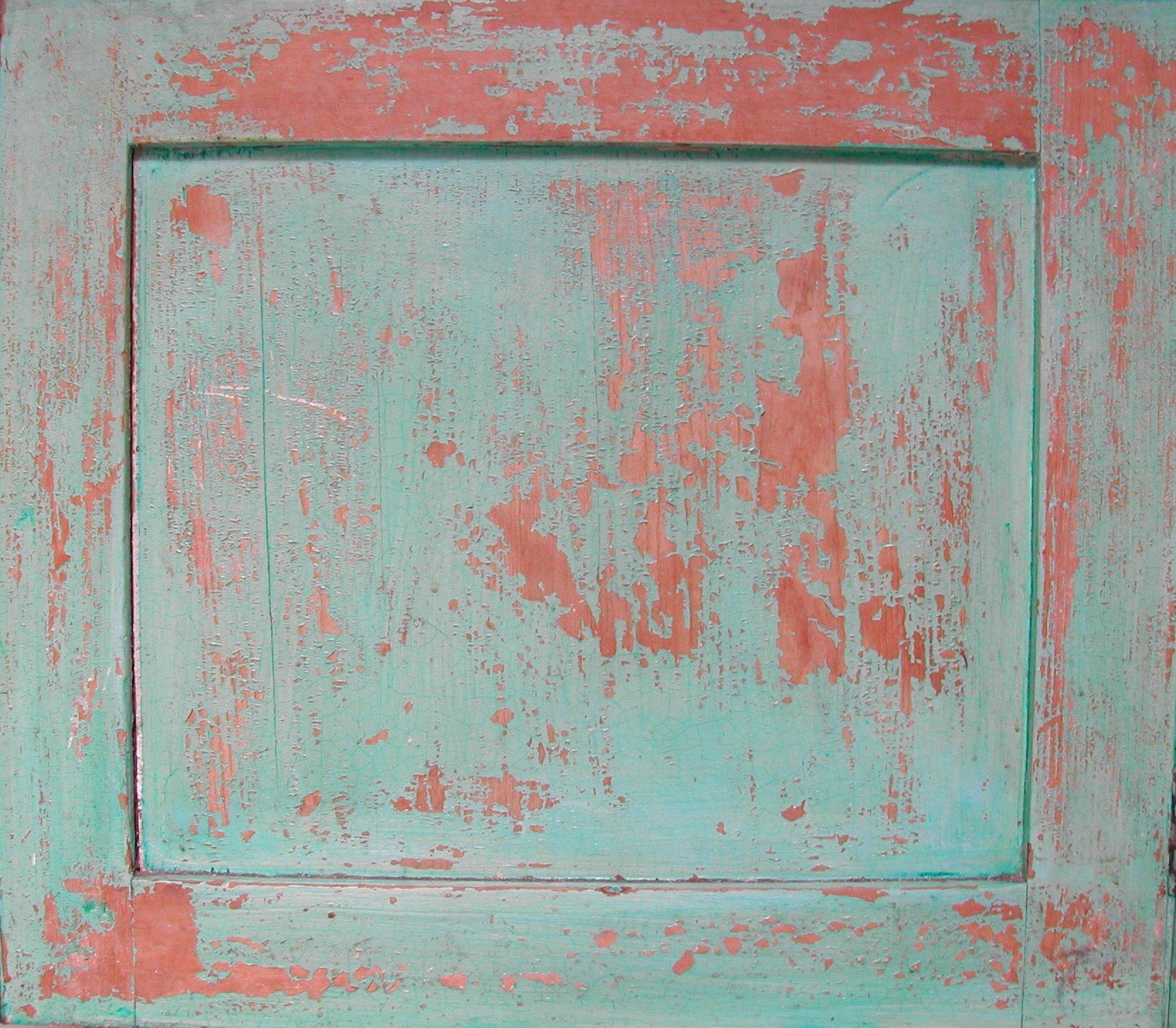 Dresser door cracked paint effect | farm4.static.flickr ...