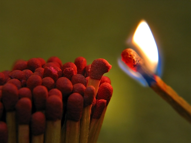 Light My Fire 1