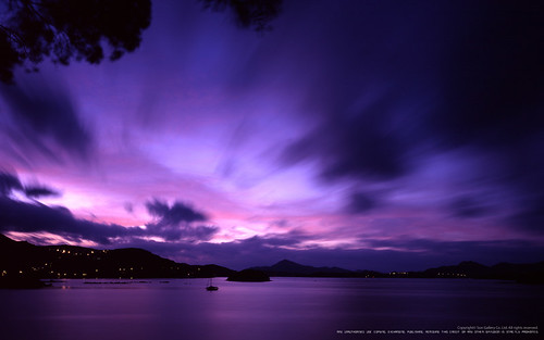 sunset sea sky panorama cloud film mediumformat spectacular landscape geotagged hongkong harbor landscapes wide grand scene glorious 4x5 sight 香港 brilliant impressive largeformat magichour imposing saikung 晚霞 黃昏 西貢 toyo45aii