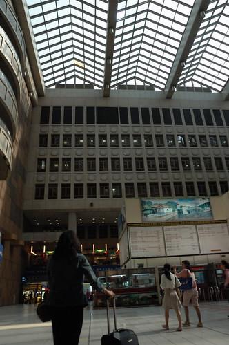 台北火车站