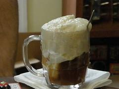 frappã© coffee, distilled beverage, coffee, drink, latte, alcoholic beverage,
