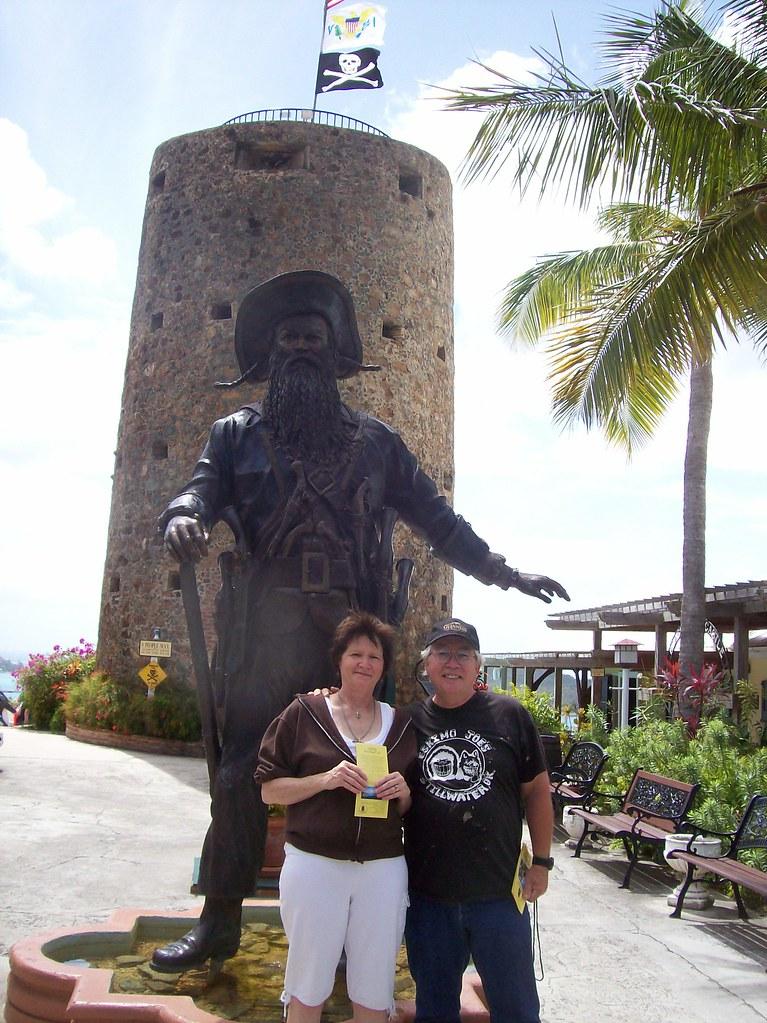 We Visit Blackbeard's Castle
