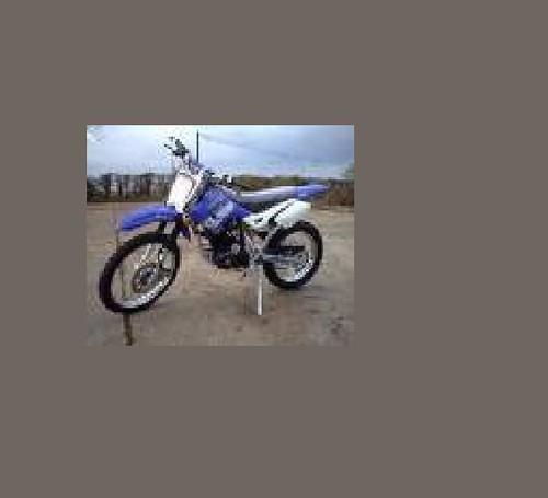 100 cc Dirt Bike