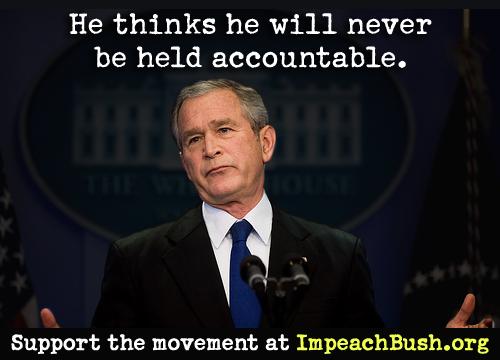 Smug Bush impeachme