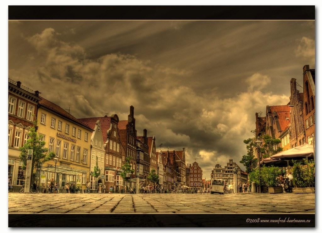 hansestadt lueneburg am sande