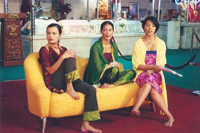 India episode, F
