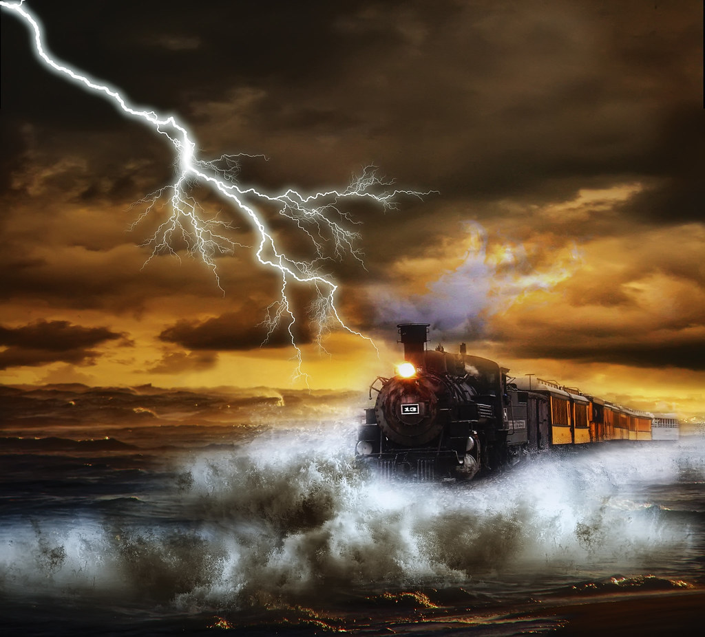 Speed Of Lightning by Ms Ladyred