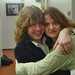 Ben Kweller and Claudia Marshall