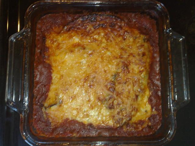 Eggplant Ricotta Bake | Flickr - Photo Sharing!